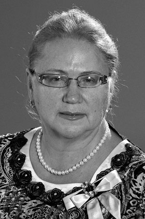 L.I. Lubysheva, professor, Dr. Hab.
